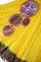 Indian Traditional Bandhej Cotton Ghagra choli - Garba Dance Costume