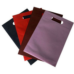 Non Woven Fabric Plain D Cut Bag