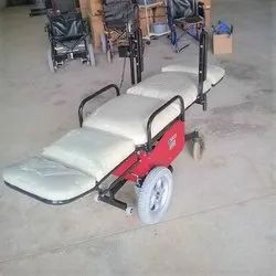 Deluxe Bed Wheelchair