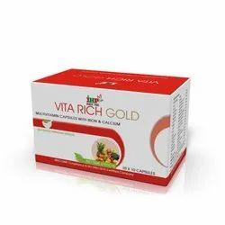 Vita Rich Gold Capsules