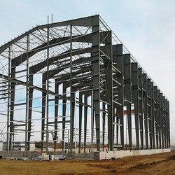 PEB Heavy Industrial Shed With Heavy Crane Design Servises, in Pan India