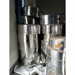 Silver Disposable Paper Roll, GSM: 120 - 150 GSM, Packaging Type: Rolls