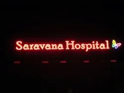 Outdoor Led Sign Board