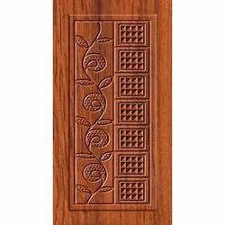 Wooden Membrane Doors in Delhi