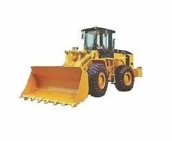 Wheel Loader Rental Service, Capacity: 10 to 100 Tons