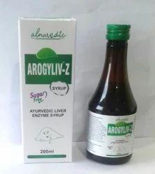 Arogyliv-Z Syrup -Liver & Enzyme