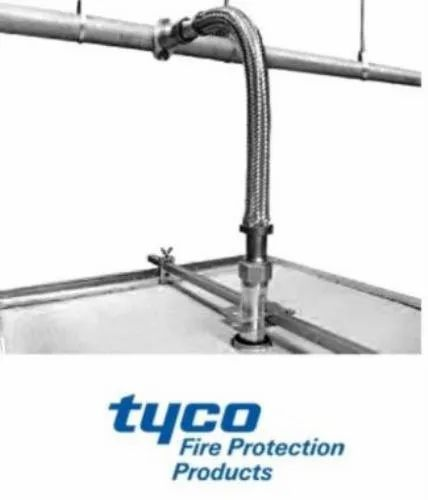 TYCO Flexible Hose Pipe Braided