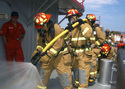 Fire Fighting Project