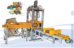 Vibro Hydraulic Block Making Machine