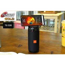 Tuscan Black TG 530 Portable Bluetooth Speaker, Size: Large