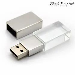 Crystal USB with LED