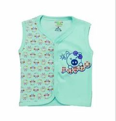 KIDS SLEEVELESS PRINTED JABLA