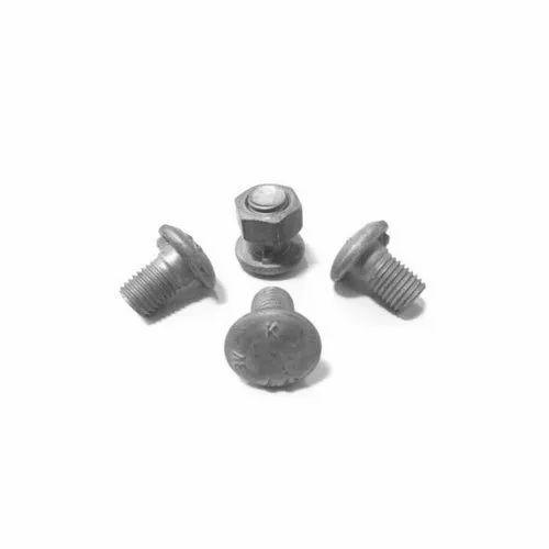 Mild Steel Nib Bolts