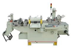 Trasy Label Die Punching Machine, Plate Size Range: 300 X 300 Mm, 230