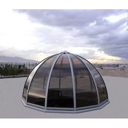 Fabricated FRP Domes