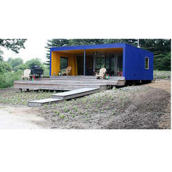 Mild Steel Container Homes
