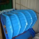 FRS Curved Roofing Sheet