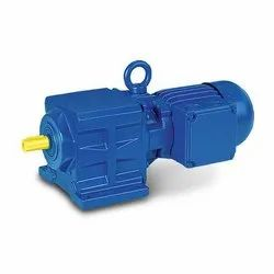 BG Series Helical Geared Motor