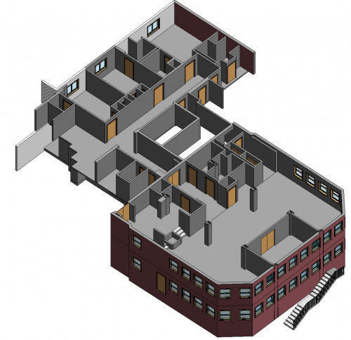 Revit BIM Modeling Services Provided at COPL in Ahmedabad