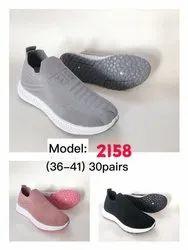 Women Casual Wear, Daily Wear Canvas Shoe, Size: 36-41