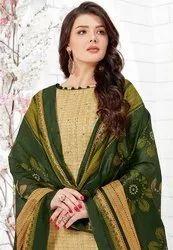 Ganesha Patiyala Vol-21 Printed Cotton Dress Material Catalog