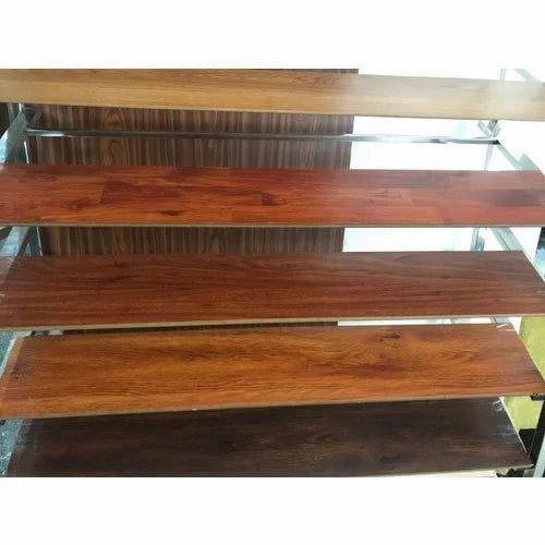 Rubber Wooden Laminate Flooring, Rubber Laminate Flooring