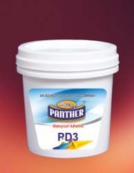 Panther D3 Wood Adhesive, Packaging Type: Bucket & Packet