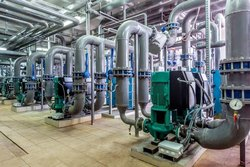 Stainless Steel HVAC System For Industrial Use