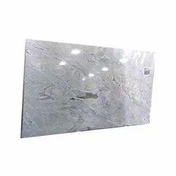Iskcon White Granite Slab