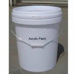 URJA High Sheen Acrylic Paint, Packaging Type: Bucket, Packaging Size: 20 L