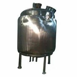 Stainless Steel Sugar Tank