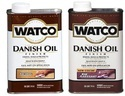 Watco Danish Oil Wood Finishes
