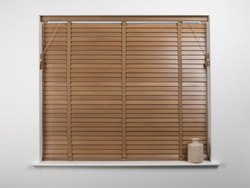 Wooden Horizontal Venetian Blinds