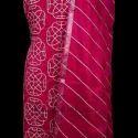 Pink Kaarighar Pure Silk Work Suit