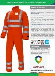 SafeCare Inherent Fire Retardant Coverall