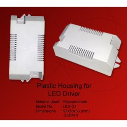 Plastic Housing For LED Driver