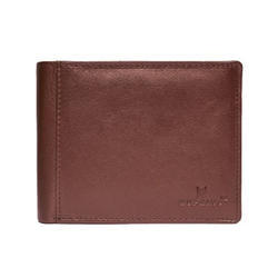 Mupkino Men Brown Leather Wallet 4276bb306