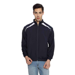 US Polo Navy Blue With White Jacket