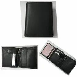 Leather wallets men