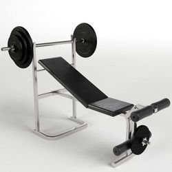 Bench Weight Machine