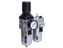 FR & L Sets 2pc With Pressure Gauge