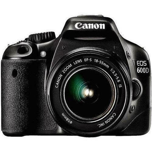 Canon 600d on rent