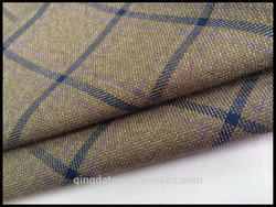 Tweed Suiting Fabric