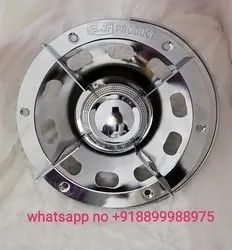 One Stainless Steel S F Single Burner Stove, Model Name/Number: cp001