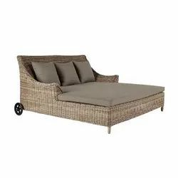 Wicker Outdoor Day Beds - Cane 1339, Options Available