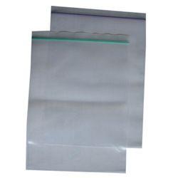 PVC Zip Lock Pouch