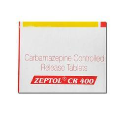 Zeptol Cr 400 Tablets