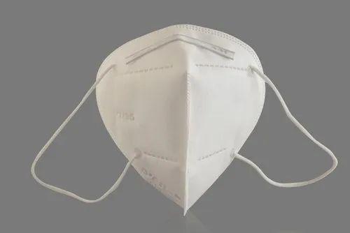 Ear Loop Disposable KN 95 Face Mask