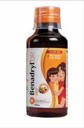 Benadryl DR Cough Syrup For Kids, 100 ml