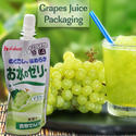 Green Grapes Juice Packaging